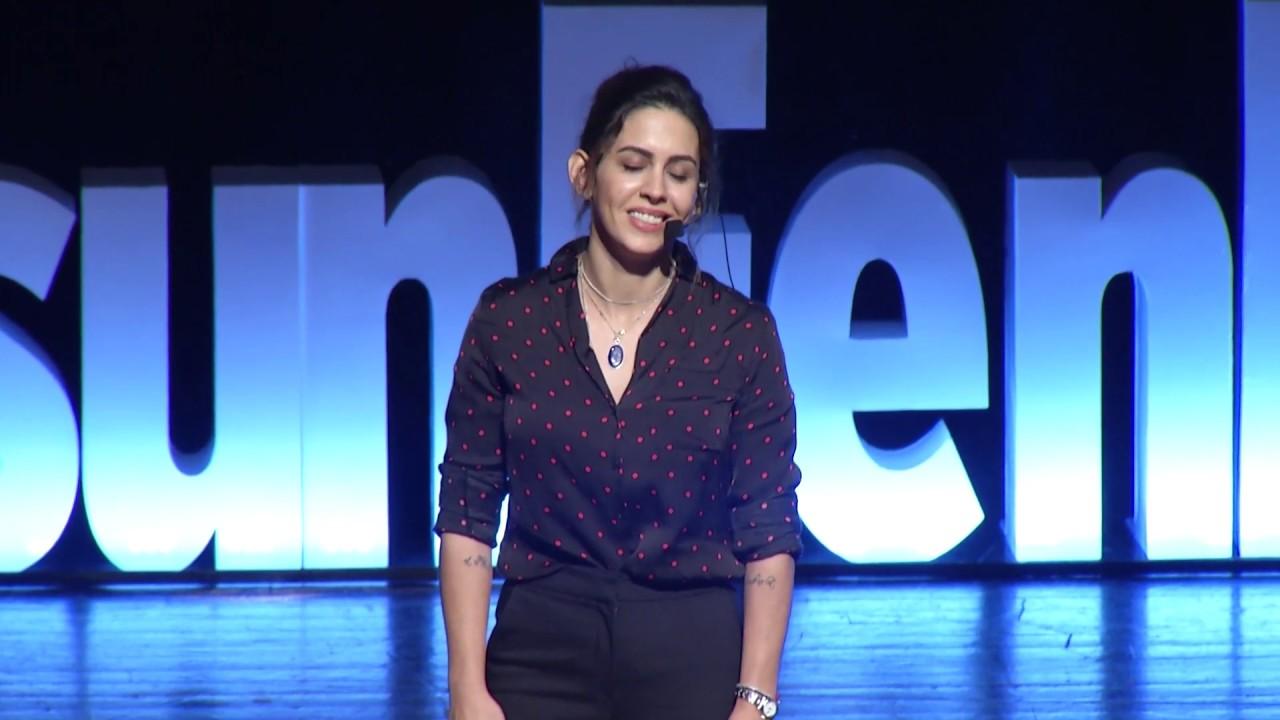 Hayat Eşittir Tutkuların   Bengi Kurtcebe   TEDxSamsunFenBilimleri