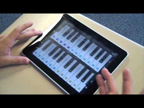 IPAD TECH IN MUSIC ED