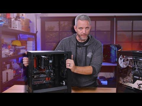 How to UN-Build a Computer