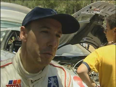 WRC Daily Highlights: Cyprus 2001 Day 2: 26 Minutes