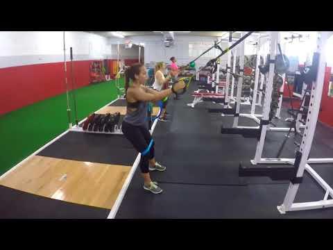 Women's Fitness Training at Victory PRoformance Miami