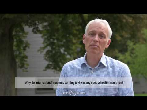 Health Insurance in Germany for International students - A hassle free online application