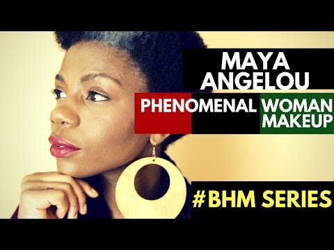 Видео Phenomenal woman essay