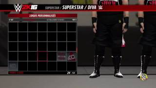 WWE 2K16 Kevin Owens NEW attire+Entrance