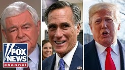 Gingrich to Romney: The Senate doesn't care who you used to be