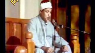 تلاوة عطرة لسورة الأحزاب - ج1 - l الشيخ عبد الباسط