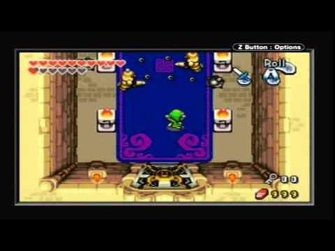 (015) Zelda: The Minish Cap 100% Walkthrough - Palace of Winds