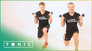 Box Circuits: 10 Minute Workout