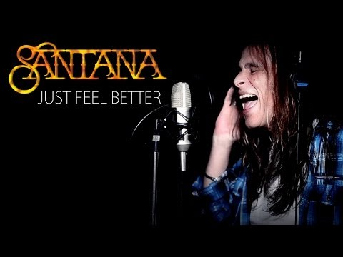 'JUST FEEL BETTER' by Santana ft. Steven Tyler *FULL COVER* by Karl Golden & Danny Deane