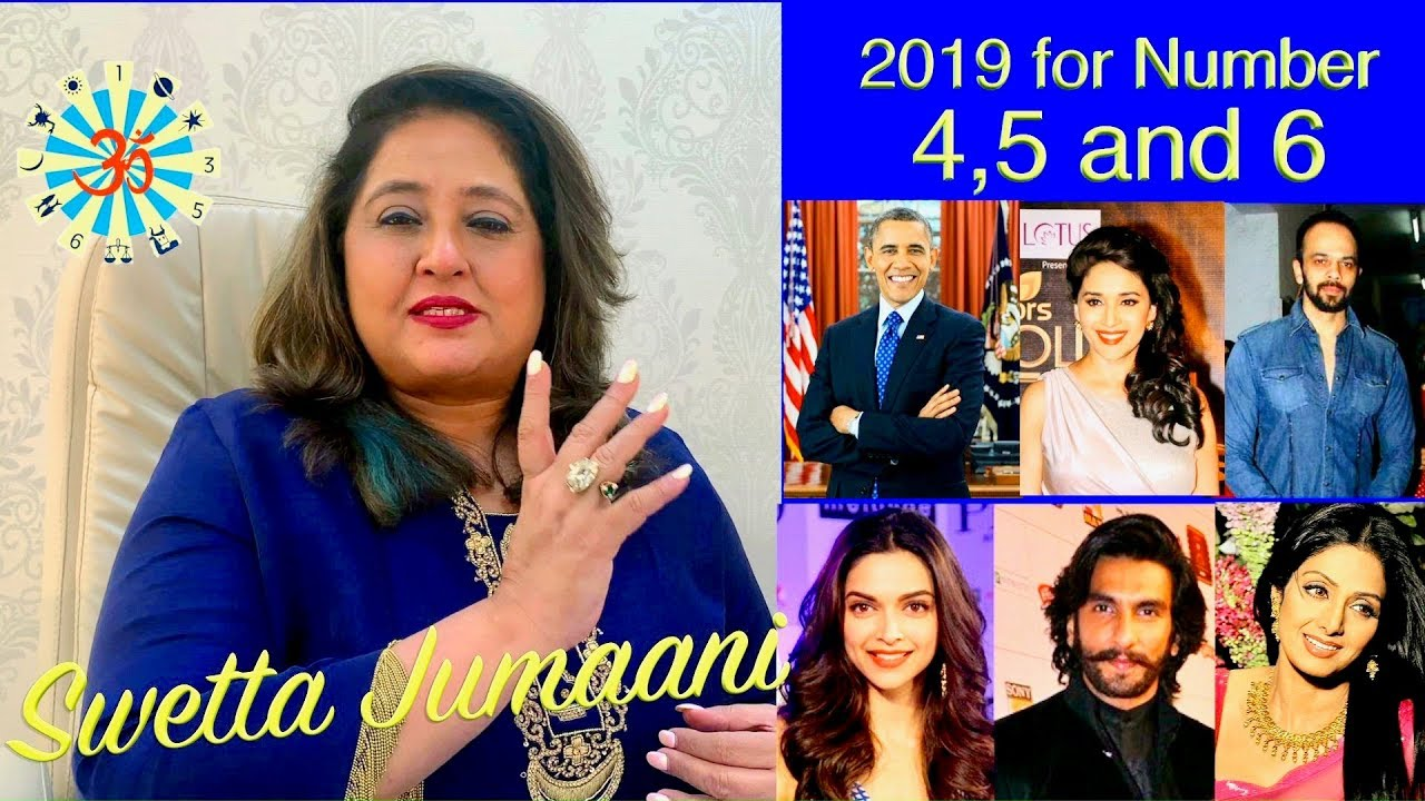 Swetta Jumaani - 2019 for numbers 7,8 and 9