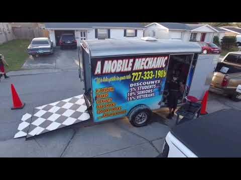 A Mobile Mechanic