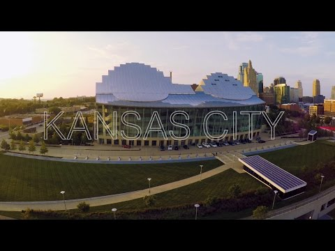 Kansas City Adventure - DJI Mavic and Go Pro Karma grip