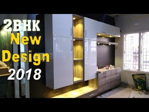 Beautiful Home 2BHK | Penthouse House | Interior Design 2018