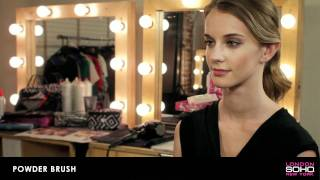 SOHO Silk Makeup Brush Collection - Powder Brush Thumbnail