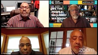 Video Blog: Panel Discussion for the MSP Film Society's We The People: Required Watching Series