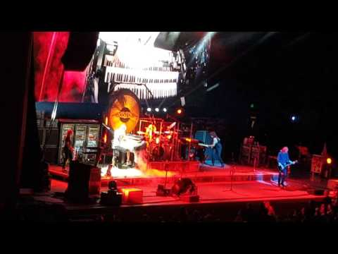 Boston 40th tour in Ohio