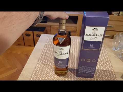 MACALLAN 18YO FINE OAK TRIPLE CASK MATURED HIGHLAND SINGLE MALT SCOTCH WHISKY