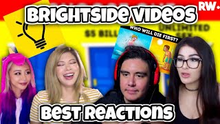 Bright side videos best youtubers reactions