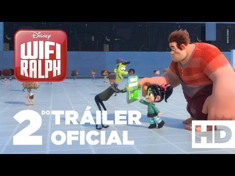 WIFI RALPH, de Disney - Tráiler oficial #2 (Subtitulado)