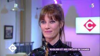 Ruquier et ses drôles de dames - C à Vous - 21/02/2018