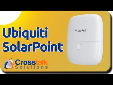 Ubiquiti SunMAX SolarPoint