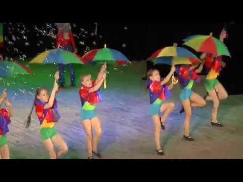 Ансамбль танцю «Гарний настрій» відсвяткував ювілей