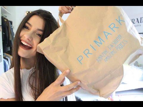 Haul Primark/Zara/...