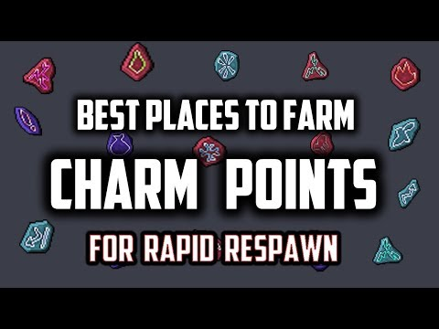 BESTIARY - BEST Places To Farm CHARM POINTS For RAPID RESPAWN