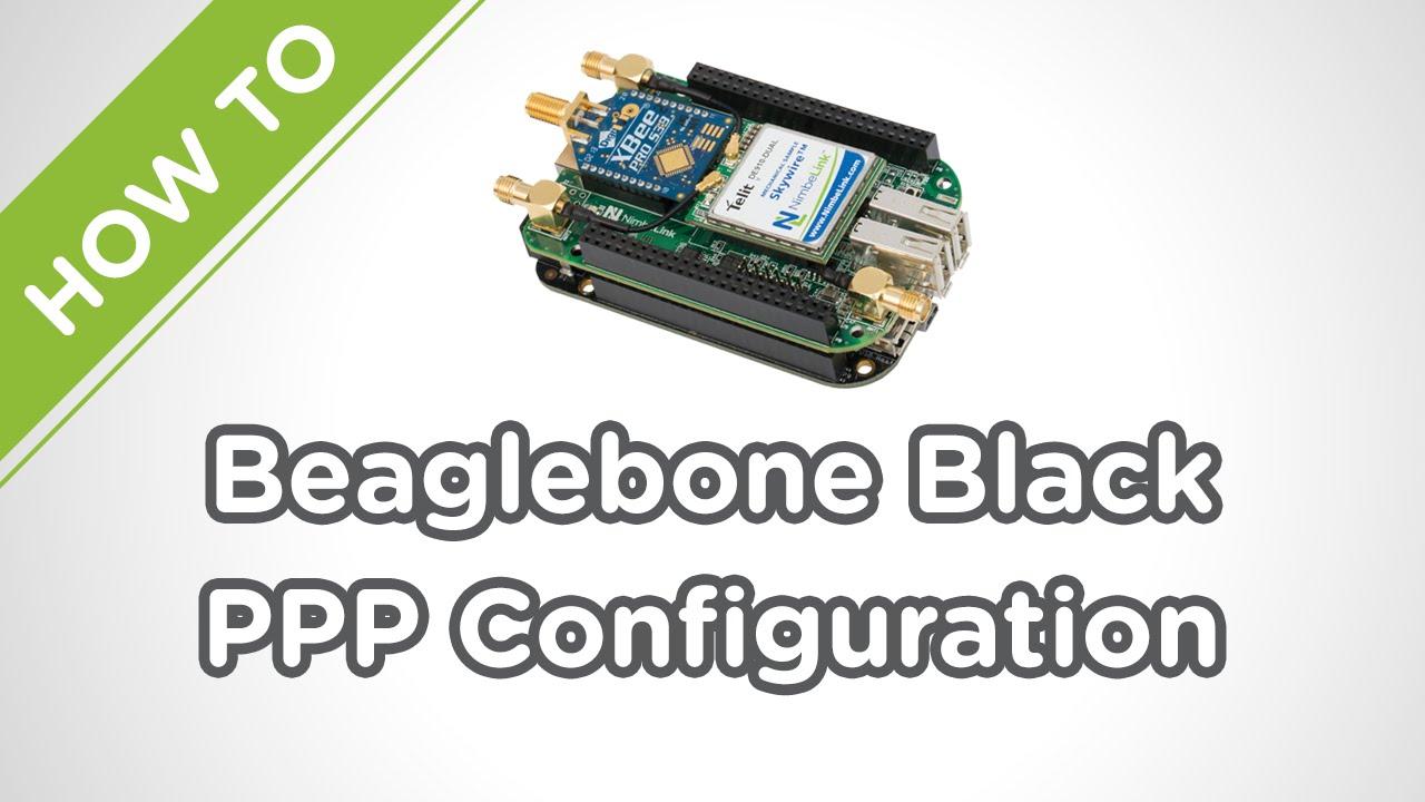 BeagleBone Black Cape   NimbeLink GSM LTE GPS Cape Cellular Modem