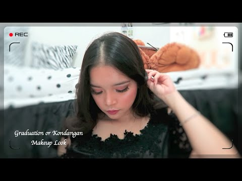 Graduation or Kondangan Makeup Tutorial | Bahasa Indonesia