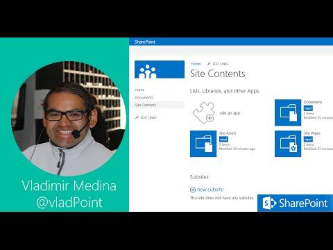 Curso de Microsoft Sharepoint Server 2013 - Primera Clase