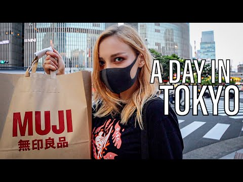 SHOPPING IN JAPAN IS GREAT! | LIVING IN TOKYO