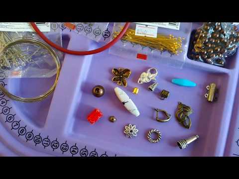 Где купить фурнитуру и бусины для создания и ремонта бижутерии в Тюмени.