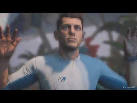 Never Be Better Than Commander Shepard