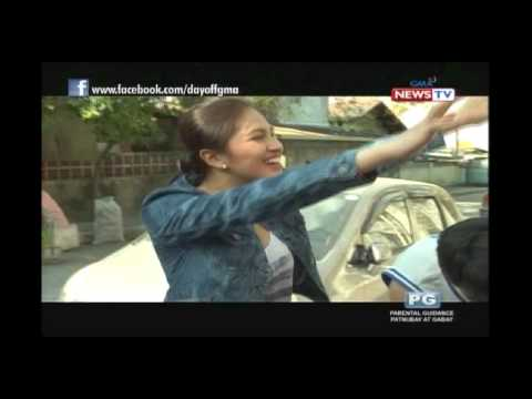 Day Off GMA NEWS TV Featuring TravelOnline Cebu Packages 2015