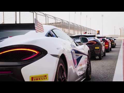 Pure McLaren GT Series: Bahrain 2019 Highlights