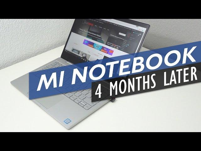 Xiaomi Mi Notebook Air 12 - After 4 Months Is It Still Good?