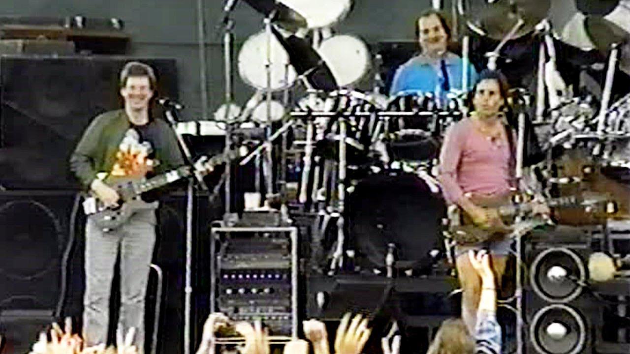 Grateful Dead 7-2-87 Silver Stadium Rochester NY