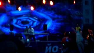 Ярмак- жара концерт в Витебске