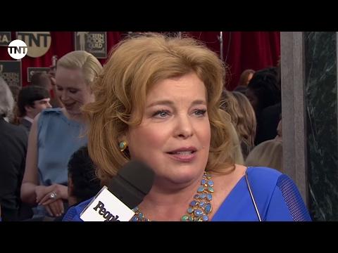 Catherine Curtin I SAG Awards Red Carpet 2016 I TNT