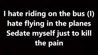 five finger death punch - sham pain (lyrics)