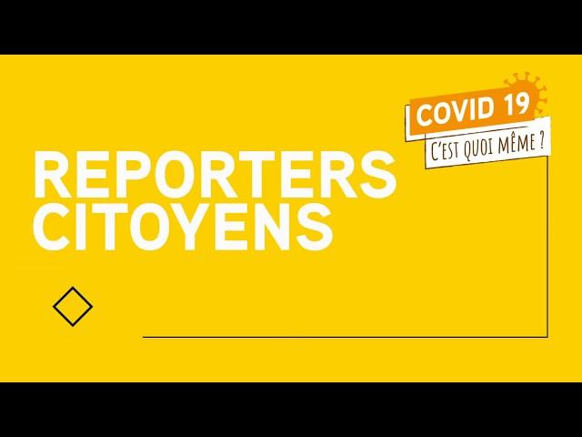 C19CQM - Reporters Citoyens - Automédication au Niger