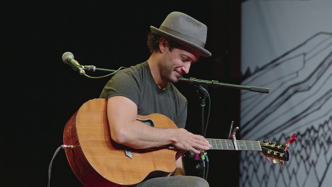 Stretching the Limits of the Acoustic Guitar | Trace Bundy | TEDxBoulder