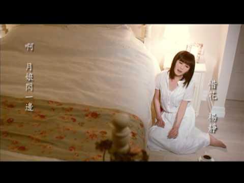 楊靜最新專輯『惜花』首推請問芳名片頭曲『惜花』