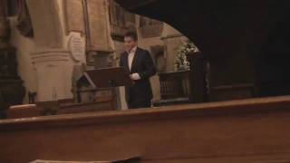 Andrew Johnston - Make Me a Channel Of Your Peace - Chelsea Old Church
