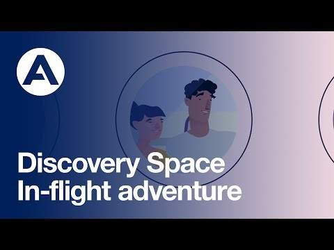What happens when you fly | Discovery Space