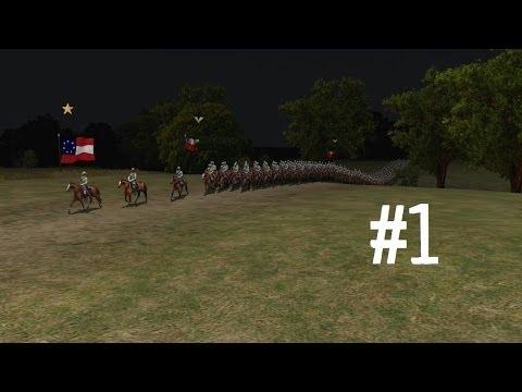 Scourge of War Brandy Station: Episode 1