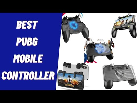 Best PUBG Mobile Controllers 2020 - PUBG Mobile Game Controller Reviews