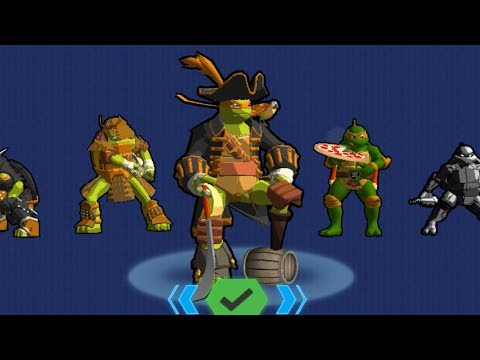 Teenage Mutant Ninja Turtles:  Portal Power Pt21
