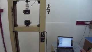 Разрывная машина ИР-5046-05(Машина разрывная предназначена для испытания различных образцов предельным усилием до 500 кг. Управление..., 2013-08-01T19:25:57.000Z)